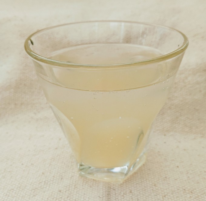 ハーブコーディアル炭酸水