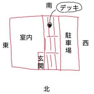 カンログ外構プラン1