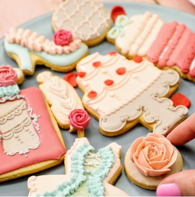 ミルームアイシングクッキー
