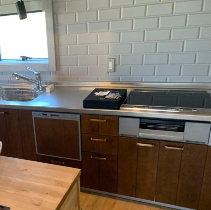 BESSリクシル製キッチン