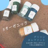 DIY用塗料はグリーンエレファントのオーガニックペイントがおすすめ。子供や妊婦にもやさしい!